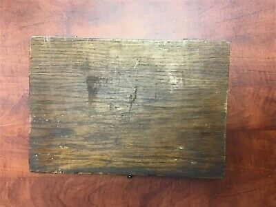 81 piece inch gage block set- vintage set