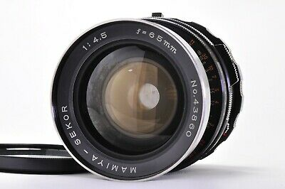 【Excellent+++++】Mamiya Sekor 65mm F4.5 Lens for RB67 Pro S SD from Japan A220