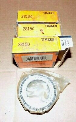 New Timken Bearing (3) #28150