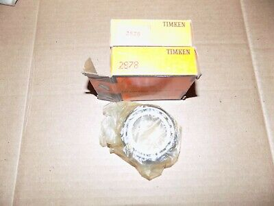 New Timken Bearing (2) #2878