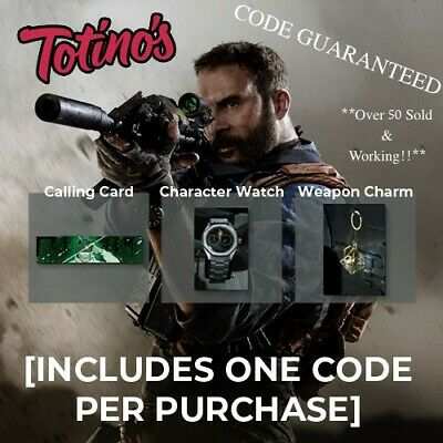 Call of Duty: Modern Warfare Totino's Code | UNLOCKS 1 DLC ITEM + FREE 2XP CODE