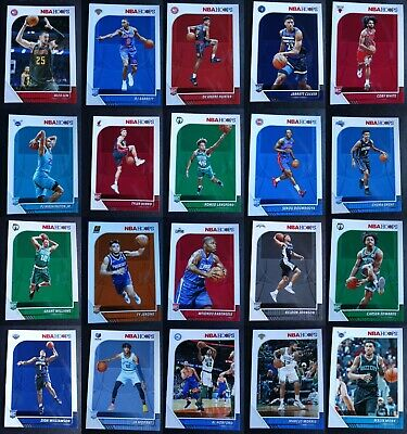 2019-20 Panini NBA Hoops Basketball Cards Complete Your Set U You Pick 151-300