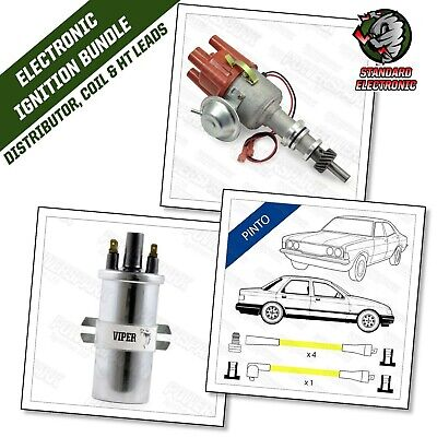 Electronic ignition Ford Pinto 0237002078 Distributor