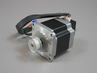 Vexta PK266-01B Stepping Motor With Encoder HEDS-5505