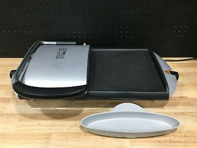 George Foreman Lean Meat Fat Reducing Grilling Machine - Great Condition