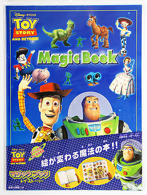 Tenyo Japan 114810 MAGIC BOOK DISNEY PIXAR TOY STORY (Magic Trick)