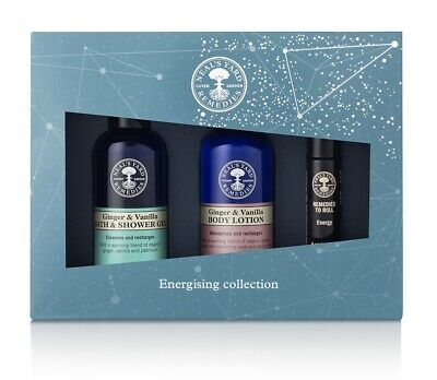 Neal's Yard Remedies Energising collection 2 x 100ml plus BBE 07/2021