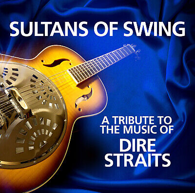 CD Tribute to Dire Straits from Sultans of Swing