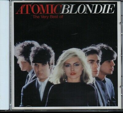 BLONDIE - Atomic (The Very Best Of Blondie) - CD Album *Hits**Collection*
