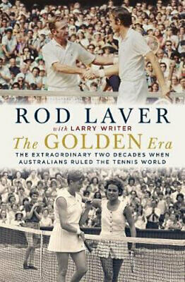 NEW The Golden Era By Rod Laver Hardcover Free Shipping