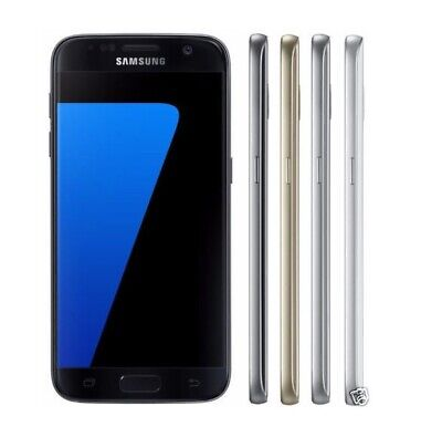 New Sealed Samsung Galaxy S7 SM-G930T 32GB GSM Unlocked Smartphone All Colors