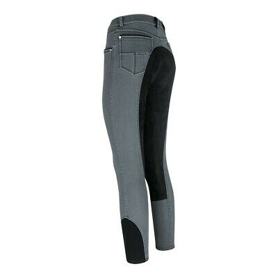 *CLEARANCE* Euro-Star Easy Rider Kinder Zohra Grip Full Seat Childrens Breeches