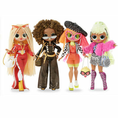 """1PC 11"""" Doll Girls Kid Gift Toy For LOL OMG Doll Surprise Complete X6L1O"""