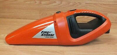 Black & Decker (FS1800HV) Fire Storm 18V Battery Powered Handheld Vacuum