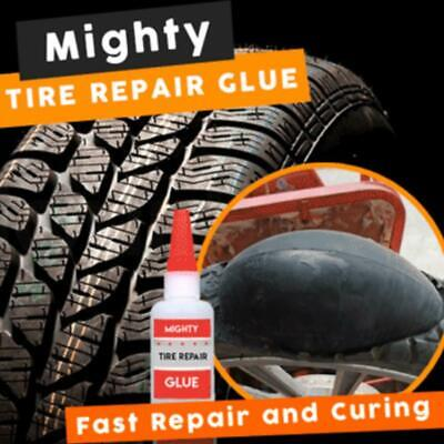 Mighty Tire Repair Glue - Fast Repair and Curing 20/50g