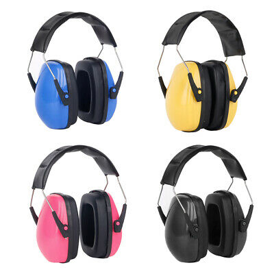 Hearing Protection Kids Baby Studying Defenders Sponge Noise Reduction Ear Muffs