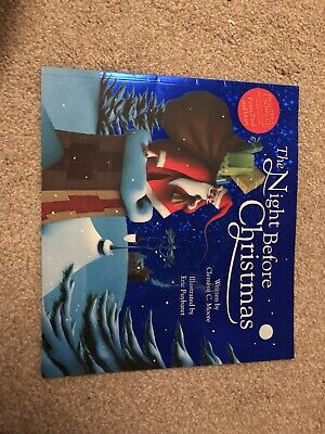 The Night Before Christmas by Clement C. Moore (Multiple copy pack, 2015)