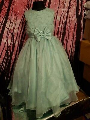 Flower Girl, Bridesmaid, Special Occasion, age 3, NWT, UK seller