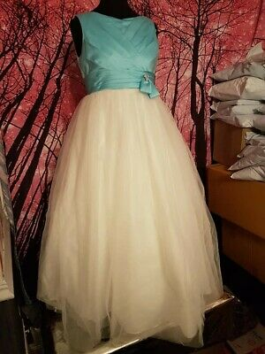 Bridesmaid, Flower Girl, Special Occasion, age 11, NWT, UK seller