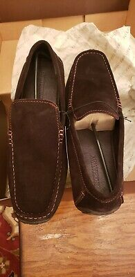 Party Events Rossellini Jersey Men/'S Moccasin Shoes  Faux Sueded Loafer Tussle