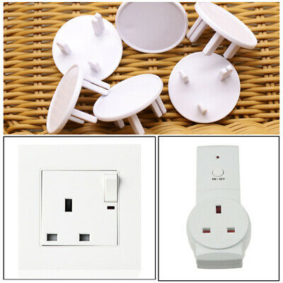 Anti Electric Shock Safety Guard Covers For Baby Kids Plug Protector