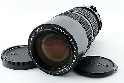 [Mint] Mamiya Sekor Zoom ULD C 105-210mm f4.5 MF Lens for M645 from Japan 511594
