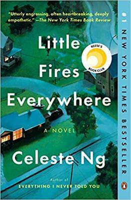 Little Fires Everywhere by Celeste Ng (2019, Digital)