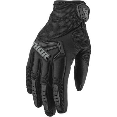 Guanti Moto Cross Enduro Quad Thor Spectrum Black Gloves