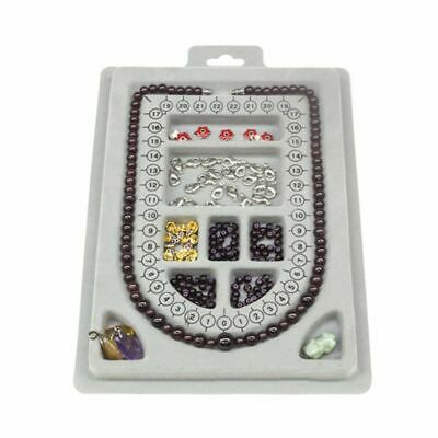 DIY Necklace Tray Design Handmade Necklaces Making Jewelry Organizer Craft Tools