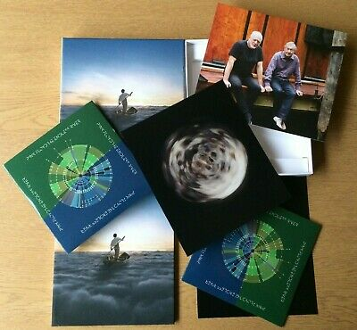 Pink Floyd - The Endless River (2014) Deluxe CD/DVD boxset