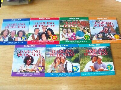 The Darling Buds of May - Complete First Series - 7 Full Feature Promo DVDs