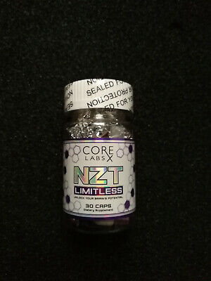 Labs Revange Core NZT Limitless Nutrition, 30 Kapseln, OLD Version, Restbestand