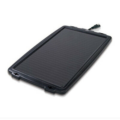 Ring Solar Panel Power Battery Maintainer/Trickle Charger