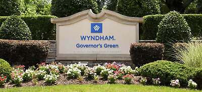 189,000 Annual points at Wyndham Governor's Green!!