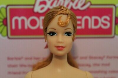 Stacey Repro Mod Friends T N`T Bendable legs Rooted Lashes VIntage Barbie 1968