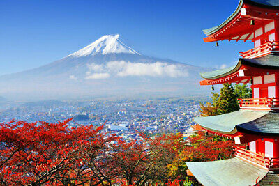 8-Day / 6-Night Vacation to Japan from Los Angeles w Airfares Hotels