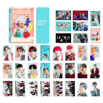 Photo Card KPOP BTS Bangtan Boys Album LOVE YOURSELF Answer Lomo Card PhotoCard