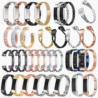 For Fitbit Alta / Alta HR Magnetic Watch Band Strap Milanese Stainless Steel AU