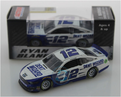 Nascar 2019 Ryan Blaney #12 Dent Wizard 1/64 Car In Stock