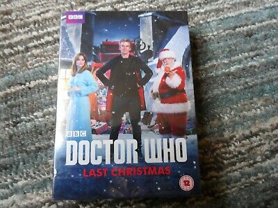 Doctor Who Last Christmas DVD - New and Sealed - UK