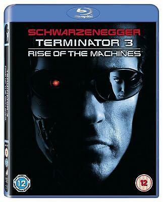 Terminator 3 Rise Of The Machines Blu Ray 2009 All Region Subtitled Format Multi