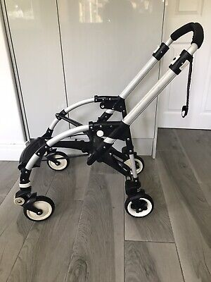 Original Bugaboo Bee 07 08 09 Replacement Pushchair Chassis & Wheels, Footrest