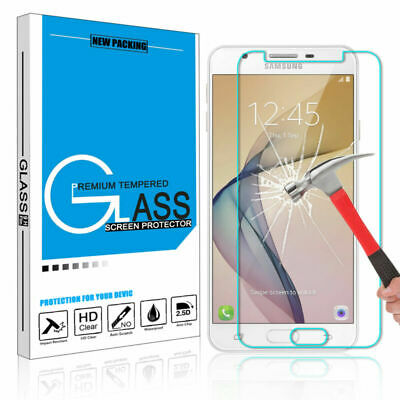 Tempered Glass Screen Protector For Samsung Galaxy J7 V/J7 Prime/J7 Sky Pro/Halo