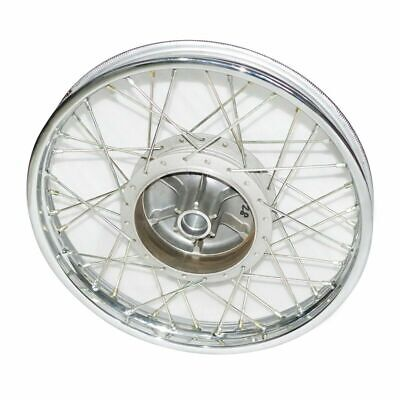New Complete Front Wheel Rim With Hub For Royal Enfield 350 500cc Motorcycle ECs