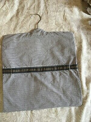 Hand made up cylced Cotton peg bag