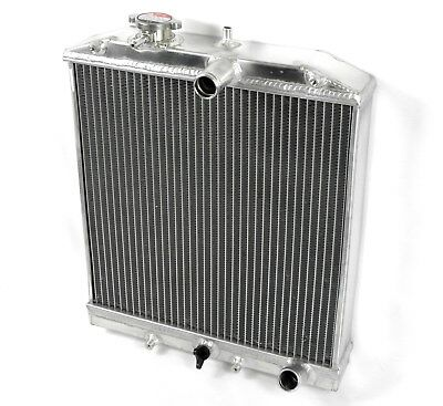 Universal Kit Car Compact Half Size Alloy Radiator Robin Hood Westfield zetec