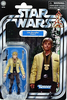 "Luke Skywalker Yavin ""Anh"" Vc151 Star Wars The Vintage Collection 2019 Hasbro"