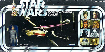 Escape From Death Star & Tarkin Star Wars Kenner The Retro Collection Hasbro