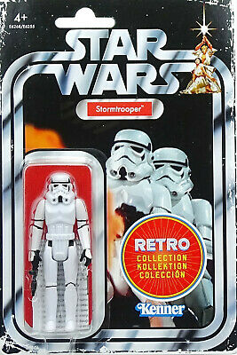 "Stormtrooper ""A New Hope"" Star Wars Kenner The Retro Collection 2019 Von Hasbro"
