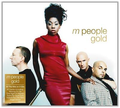 M PEOPLE GOLD 3 CD SET (42 TRACK COLLECTION) (Released November 8th 2019)